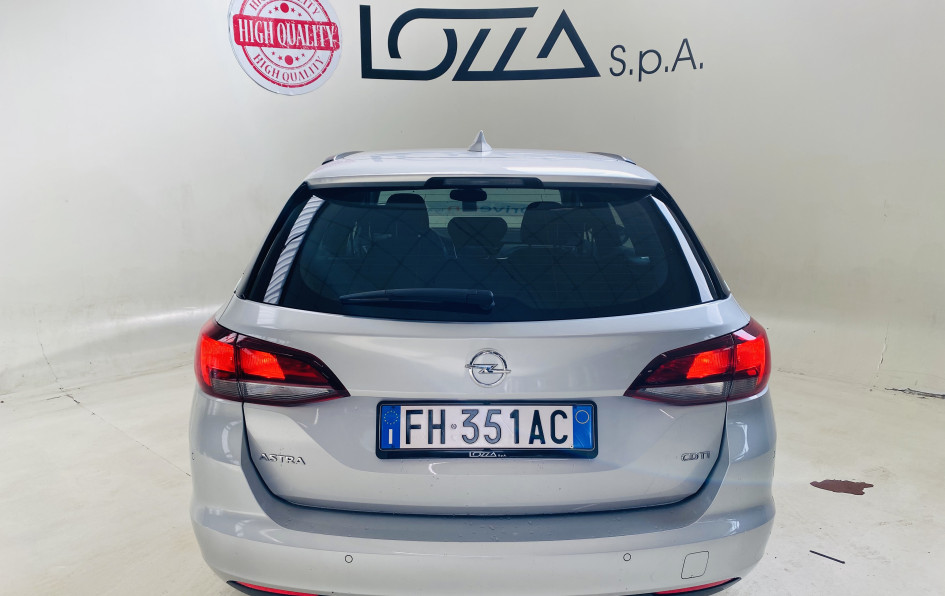 Alphabet - OPEL - ASTRA - Manuale