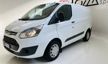 Alphabet - FORD - TRANSIT CUSTOM - Manuale