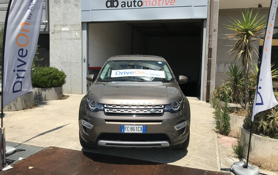 Alphabet - LAND ROVER - DISCOVERY SPORT - Manuale