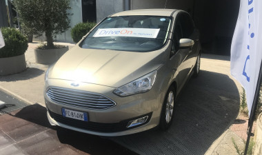Alphabet - FORD - C-MAX - Manuale
