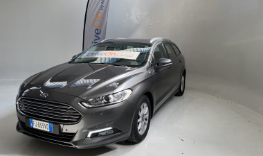 Alphabet - FORD - MONDEO - Manuale