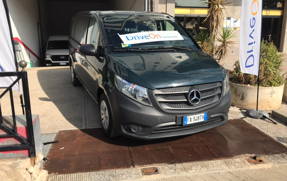 Alphabet - MERCEDES-BENZ - VITO - Manuale