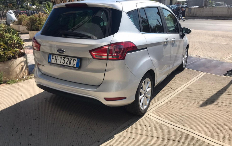 Alphabet - FORD - B-MAX - Manuale