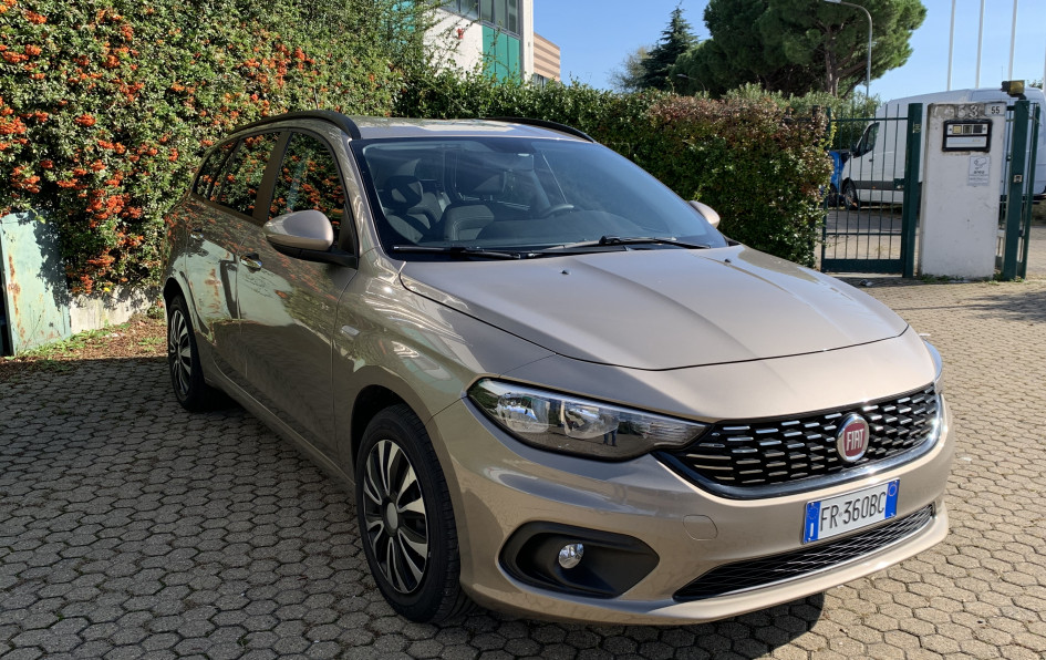 Alphabet - FIAT - TIPO - Manuale