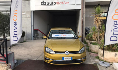 Alphabet - VOLKSWAGEN - GOLF - Manuale