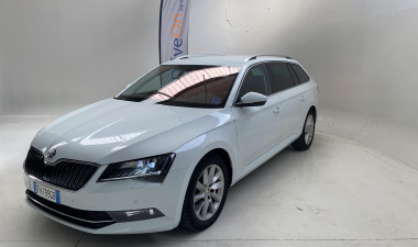 Alphabet - SKODA - SUPERB WAGON - Manuale