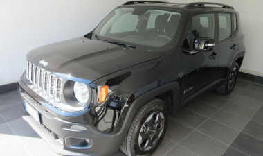 Alphabet - JEEP - RENEGADE - Manuale